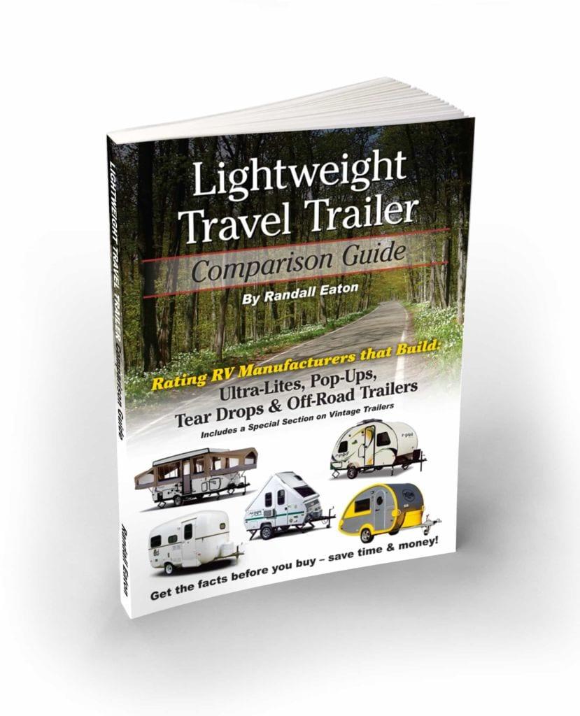 lightweight travel trailer guide