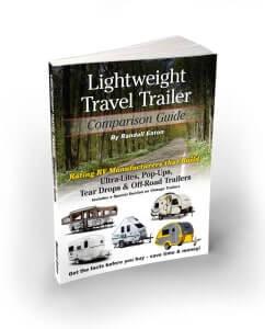 Lightweight travel trailer comparison guide
