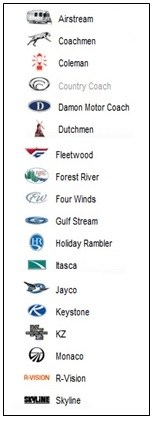 RV Factory Ratings